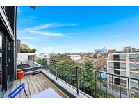 Stunning canal side duple apartment - unbelievable view's across London - Must see