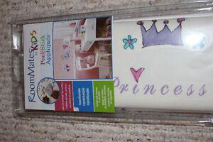 Princess Peel and Stick Wall Decorations Peterborough Peterborough Area image 2