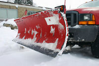 SNOW PLOW OPERATOR & LAWN MAINTENANCE CREW MANAGER