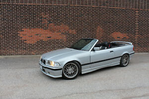 BMW 3-Series M3 Body Kit Convertible