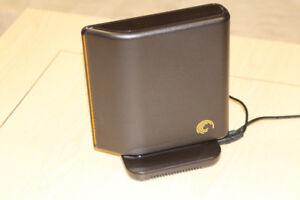 Seagate 250GB external hard drive portable for laptop - desktop