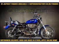 2009 09 HARLEY-DAVIDSON SPORTSTER XL1200 LOW SPORTSTER 1200CC 0% DEPOSIT FINANCE