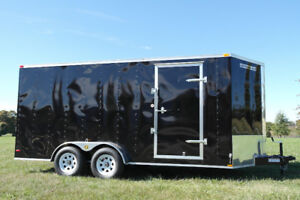 Looking for 16ft enclosed trailer.
