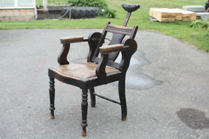 Antique Dentist Chair 1860's