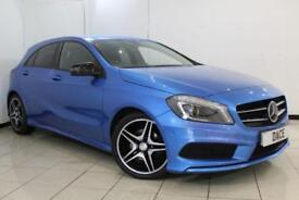 2014 14 MERCEDES-BENZ A CLASS 1.5 A180 CDI BLUEEFFICIENCY AMG SPORT 5DR 109 BHP