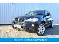2008 58 BMW X5 3.0 D M SPORT 5D AUTO 232 BHP DIESEL