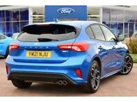 2021 Ford Focus 1.0 EcoBoost Hybrid mHEV 155 ST-Line X Edition 5dr Hatchback Pet