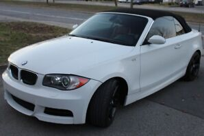 2009 BMW 135i 1-Series Convertible Cabriolet