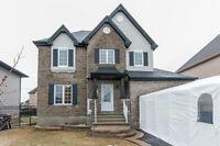 Cottage 2012 à vendre à Repentigny- Secteur Valmont sur Parc