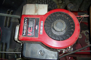Wanted: 13 to 15hp, Vertical Shaft, Single Cyl Brigg's & Strtn..