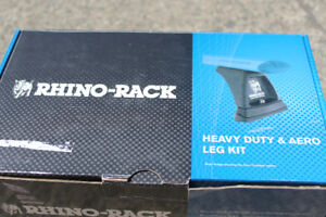 Rhino Rack Heavy Duty and Aero Leg Kit Best Offer