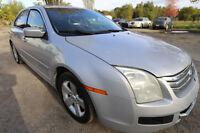 2006 Ford Fusion SE Sedan 2.3L L4 DOHC 16V