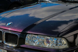 1994 e36 BMW 3-Series M Package Convertible London Ontario image 2