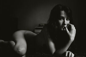 Boudoir photo shoot - stylized, artistic, beautiful St. John's Newfoundland image 4