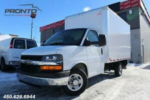 2016 Chevrolet Express 3500 3500 ** CUBE 12 PIEDS **