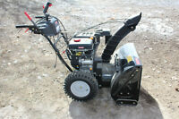 "Snowblower, Craftsman, 26 "" Electric Start"