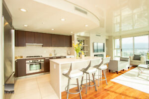 $6500(ORCA_REF#2302-1616)1800 sq/ft Modern Sub-Penthouse in Coal