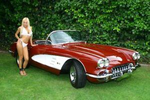 Recherche corvette 1958 1959 1960