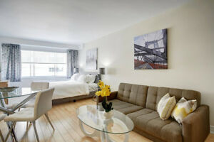 Beautifully Furnished Apartment Downtown - Great Location!