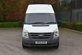 2.4 T350 RWD 5D 115 BHP LWB HIGH ROOF DIESEL MANUAL VAN 2012