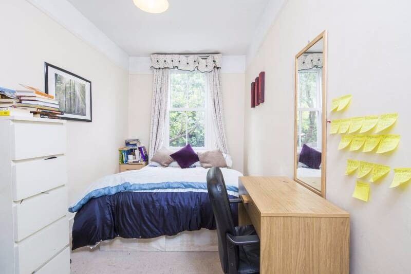 *** EXCELLENT DOUBLE ROOM IN GREENWICH *** SINGLE USE ONLY