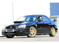 Subaru Impreza JDM version WRX STi, Fresh import from Japan!! Totally superb!!