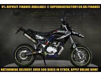 2016 65 YAMAHA WR125 X 125CC 0% DEPOSIT FINANCE AVAILABLE