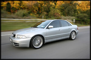 Wanted: AUDI S4/A4 B5