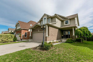 Just Listed! Gorgeous 4 bdrm home, finished top to bottom!