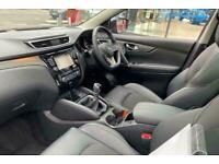 2018 Nissan Qashqai 1.3 DiG-T Tekna 5dr Manual Hatchback Petrol Manual