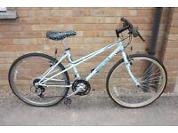 Wanted Muddyfox mitxe ladies bike