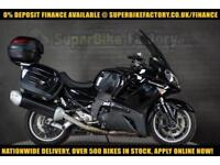 2010 60 KAWASAKI GTR1400 1400CC 0% DEPOSIT FINANCE AVAILABLE