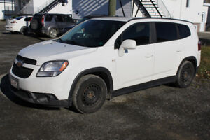 2012 Chevrolet Orlando 4DR LT Sedan