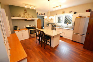 Pristine Privacy Ardrossan 9.12 Acre One of a Kind Home Close In