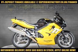 2000 TRIUMPH TT600 600CC