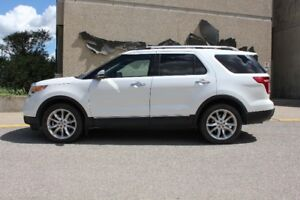 2011 Ford Explorer Limited SUV, AWD