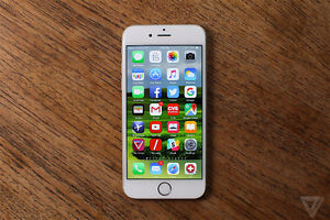 iPhone 6S - 64GB - LIKE NEW - LESS THAN A YEAR OLD Kitchener / Waterloo Kitchener Area image 1