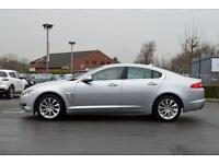 2013 JAGUAR XF Jaguar XF 2.2d [200] Premium Luxury 4dr Auto [Parking Aid Pack]