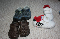 Boys size 6 toddler shoes