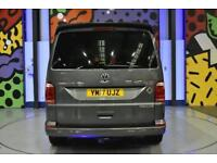 2017 VW TRANSPORTER T32 LWB TDI 204PS DSG 4MOTION HIGHLINE KOMBI LV SPORTLINE PK