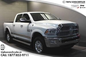 2017 Ram 2500 Laramie (149 WB 64 Box) Leather - Navigation - Sun