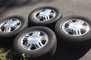 Tires 215/70/15 MICHELIN HYDROEDGE with rims