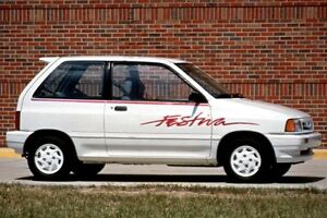 wanted! 1988 Ford Festiva