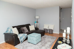 Desireable private townhouse in North Edmonton