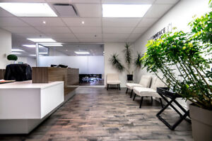 Shared Office space available (flexible arrangements)