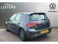 2017 Volkswagen GOLF HATCHBACK 1.5 TSI EVO SE (Nav) 5dr Hatchback Petrol Manual