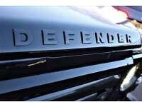 2009 N LAND ROVER DEFENDER 2.4 90 COUNTY HARD TOP 1D 122 BHP DIESEL