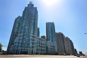2 bedroom condo for rent mississauga