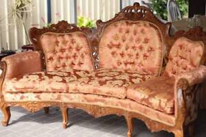 Reduced - Vintage Italianate Conversation Lounge Chermside Brisbane North East Preview