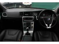 2017 Volvo V60 D2 [120] SE Nav 5dr [Leather] Estate Diesel Manual